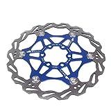 Lixada Bicicleta Ciclismo Bicicleta Flotante Disco Rotor MTB Mountain Bike 6 Pernos Disco Freno Rotor 160mm/180mm