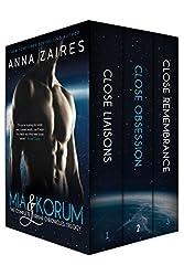 Mia & Korum: The Complete Krinar Chronicles Trilogy
