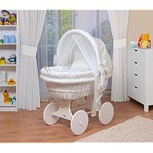Amazon.it: cesta vimini neonato