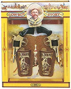 VILLA GIOCATTOLI - Disfraz con Accesorios Cowboy (60)