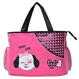 Baby Bucket Diaper Bag (Light Pink)