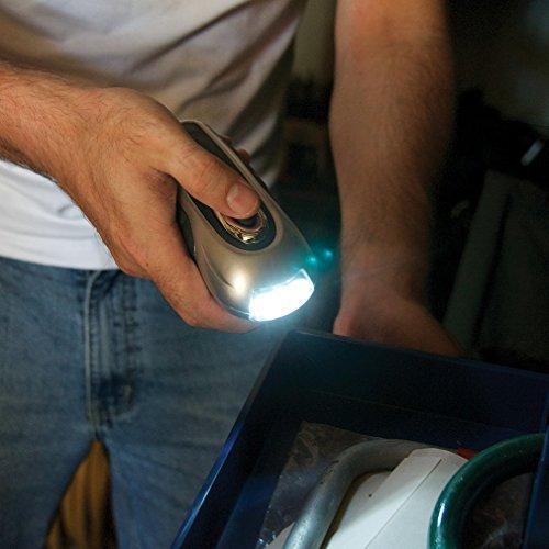 51MjvyMvVtL. SS500  - Silverline 839905 LED Wind-Up Torch 15 Lumens