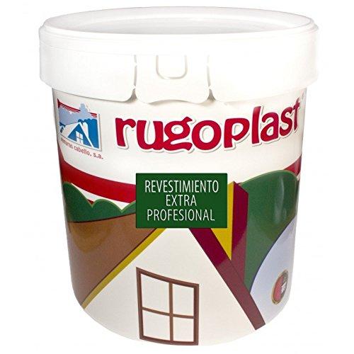 Pintura alta calidad mate de exteriores blanca revestimiento liso ideal para decorar las paredes exteriores de tu casa Extra Profesional Blanco (23 Kg) Envío GRATIS 24 h.