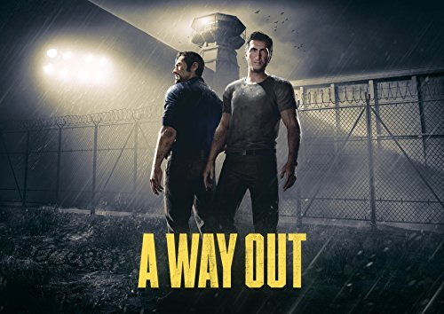 A Way Out - Standard  Edition [PC Code - Origin] -