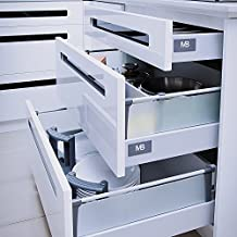 so tech schubkastensystem grau hhe 135 mm tiefe 400 mm schublade schubkasten - Nolte Kuchen Zubehor