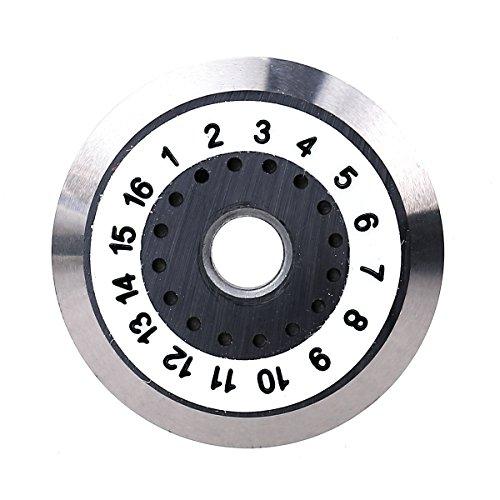 Optische Faser Hackmesser Schnitt Klinge 16Oberfläche für Fujikura ct-30, ct-20Kabel A Hackmesser