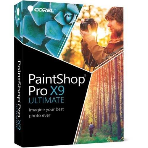 Corel PaintShop Pro X9 Ultimate USB-Stick