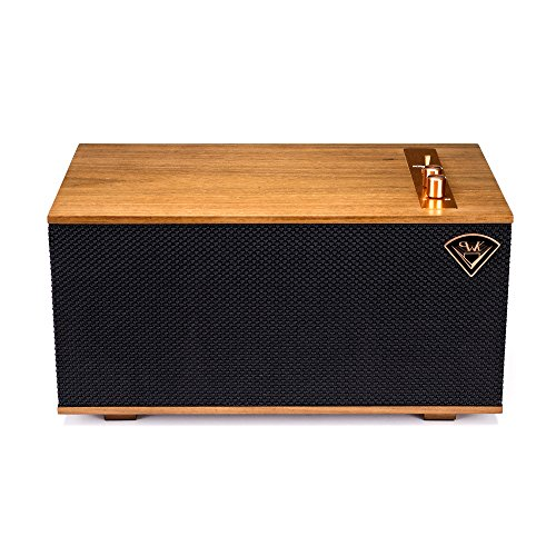 Klipsch Heritage The Three Walnut Walnussholz Multi-Room Streaming aptX Bluetooth WLAN