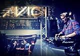 Avicii 4–DJ–Musik–A3Poster–Kunstdruck–Bild