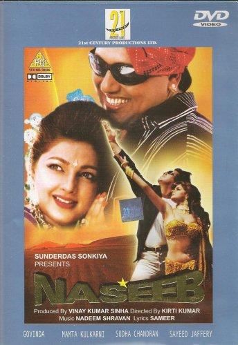 Naseeb. Bollywood Film mit Govinda und Mamata kulkarni. [DVD][IMPORT]
