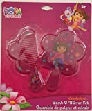 Best Disney Hair Brushes - Disney Minnie Mouse Pink Mirror & Comb Set Review