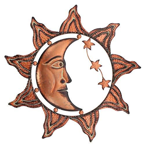 Wandhänger Sonne, Mond und Sterne