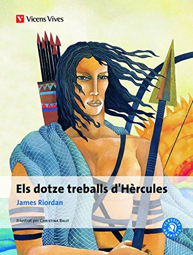 ELS DOTZE TREBALLS D'HERCULES N/C: 000001 (Clàssics Adaptats) - 9788431672690 por James Riordan