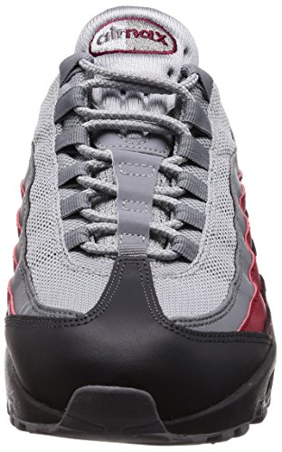 Nike Air Max 95 Essential, Baskets Homme Gris (anthracite / Gris Froid / Gris Loup 025)