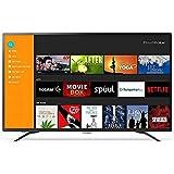 CloudWalker 109 cm (43 inches) 4K Ready Full HD Smart LED TV 43SFX2 (Black)