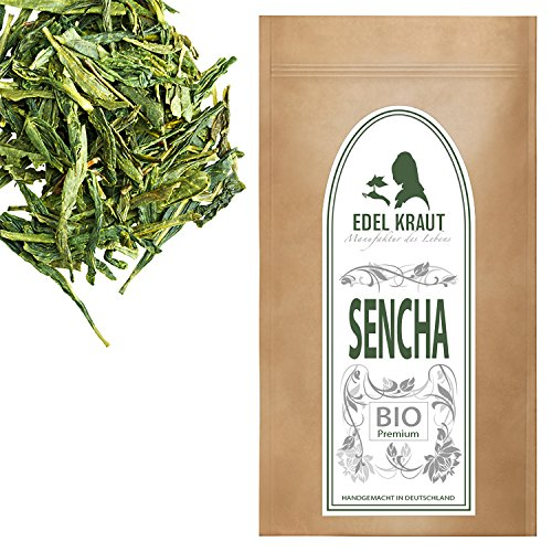 EDEL KRAUT | BIO CHINA SENCHA – Premium Grüner Tee – Green Tea Organic 1000g