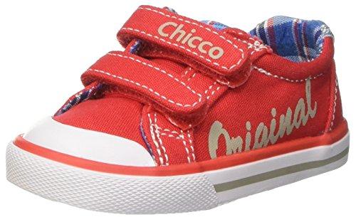 Chicco Gevin, Sneakers Bimbo, Rosso, 20 EU