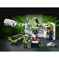 Laboratorio del Robo-Gang y lámpara multifunciones