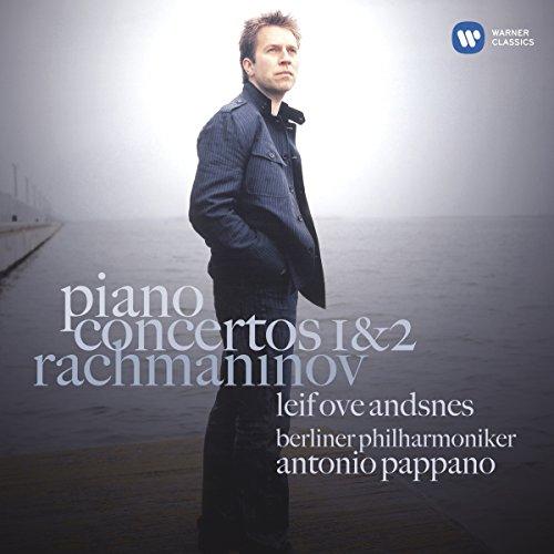 Rachmaninov : Concertos pour piano n° 1 et n° 2