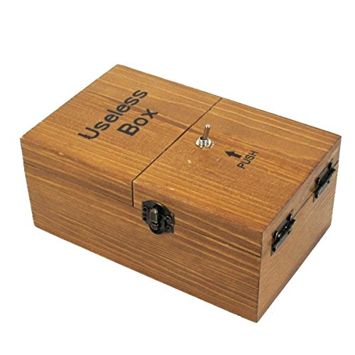ARETOP-New-Arrvial-Turns-Itself-Off-Useless-Box-Surprises-Most-Leave-Me-Alone-Machine-Fully-Assembled-in-Real-Wood