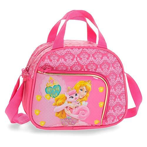 Disney Neceser de Viaje, Infantil Aurora, 23 cm, Rosa