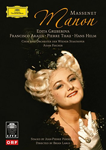 Massenet, Jules - Manon