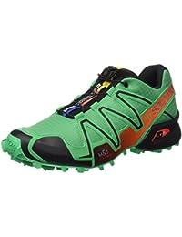 Salomon Speedcross 3, Zapatillas de Trail Running Para Hombre