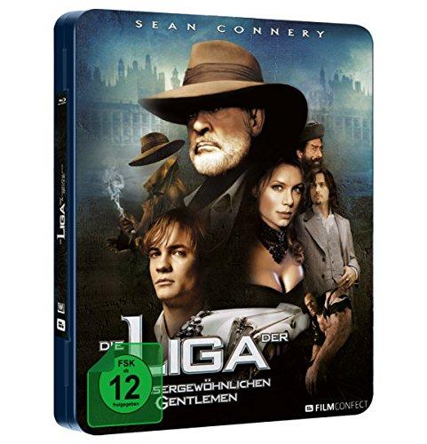 Die Liga der aussergewöhnlichen Gentlemen - Limitierte Future Edition (Steel Edition) [Blu-ray]