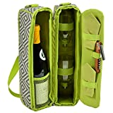 Best Picnic at Ascot Picnic Blankets - Picnic at Ascot Deluxe Insulated Wine Tote With Review