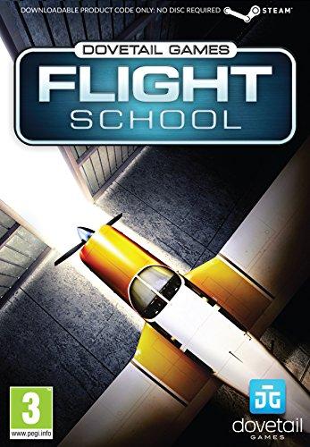 Flight School Box with Download Code (PC)