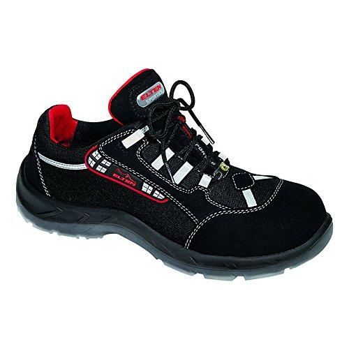 Elten sicurezza uomo scarpe nero multicolor