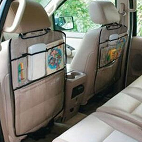 Hibote Pack 2 Espesar PVC Ambiental asiento trasero