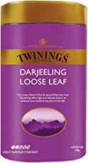Twinings Darjeeling Loose Leaf Tea, 100g Tin