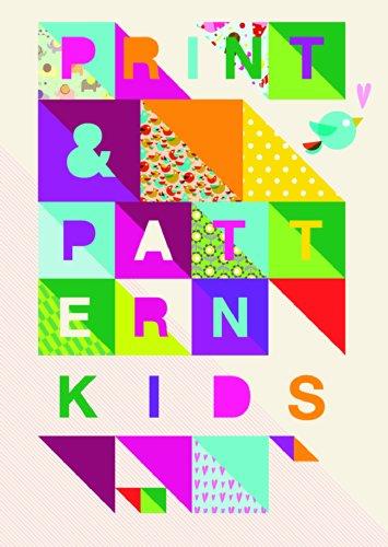 Print & Pattern: Kids (English Edition)