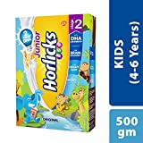 Horlicks Junior Stage 2 (4-6 years) Health & Nutrition drink - 500 g Refill pack (Original flavor)