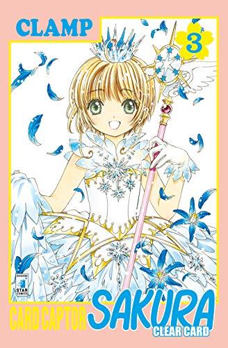 Card Captor Sakura. Clear card: 3