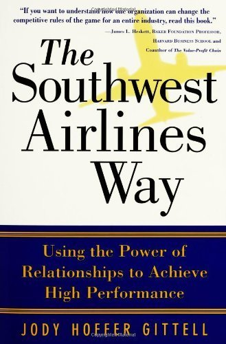 the-southwest-airlines-way-by-gittell-jody-hoffer-2005-paperback