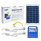 PNI Greenhouse H01 Photovoltaikanlage Sonnenkollektor