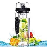 Botella de Agua de Tritan de 900ml con - Best Reviews Guide