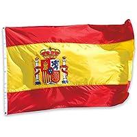 España 3x5ft / 90x150cm Bandera Nacional Grande los desfiles Bar Escuela Deportes Eventos Celebraciones del Festival Home Office Decor