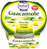 Natur Gourmet - Bio Guacamole vegan Avocado Creme Dip Sauce - 150g
