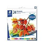 Karat Öl-Pastellkreide Dm 11mm, 24 Farben