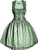 Country Line -  Vestito  - Decollette - Donna verde abete 42
