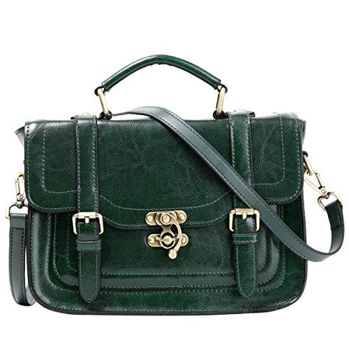 super popular 2967d 24871 Leathario petit sac femme retro petit sac a main pour femme sac bandouliere  cuir sac a epaule sac loisirs sac portable sac en cuir veritable pour femmes