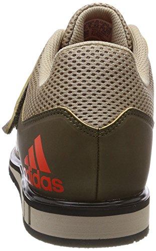 adidas Herren Powerlift.3.1 Fitnessschuhe Beige (Tech Beige/trace Olive/core Black 0)