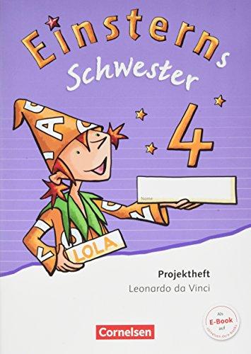 Einsterns Schwester - Sprache und Lesen - Neubearbeitung: 4. Schuljahr - Themenhefte 1-4 und Projektheft mit Schuber: Verbrauchsmaterial