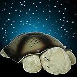 #6: Diswa Musical Turtle Led Night Light Music Projector Lamp Sky Star Novelty Lamp Children Toy Song Music Lighting Baby Sleep Light