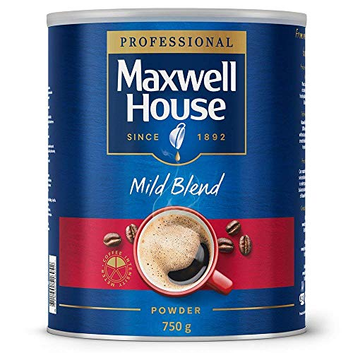 Maxwell House Mild Blend 750G x Case of 6
