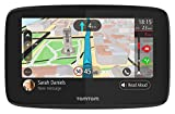 TomTom GO 520 World - Navegador GPS (5' pantalla táctil, flash, batería, mechero, USB, interno),...