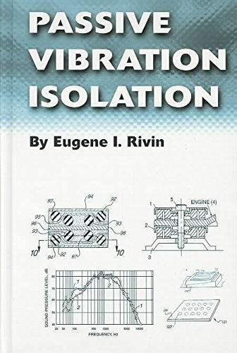 [(Passive Vibration Isolation)] [By (author) Eugene I Rivin] published on (July, 2003) par  Eugene I Rivin